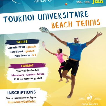 Beach Tennis 2017