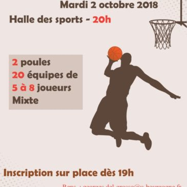 Nuit du Basketball 5×5 (02/10/2018)