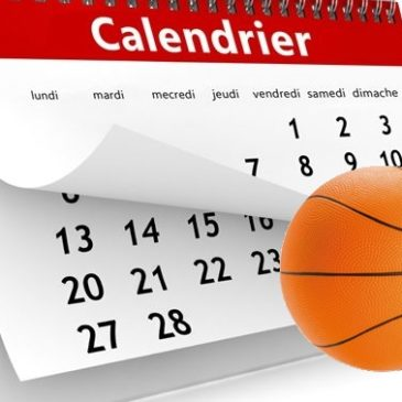 Calendrier Conférence Nord Est 2018-2019 Basketball