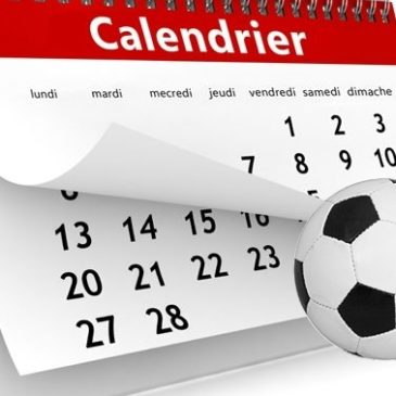 Calendrier Conférence Nord Est 2018-2019 Football