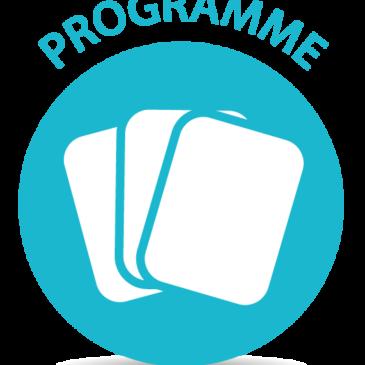 Programme du 29/11/2018