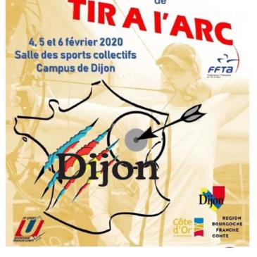 Championnat de France U de tir à l'arc