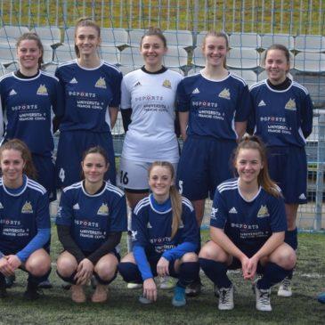 Besançon – Résultats de la finale de conférence de football à 8 féminin