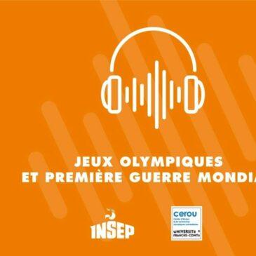 Besançon : CULTURE SPORT : PLUTÔT J.O. #1 – Jeux Olympiques et Première Guerre Mondiale