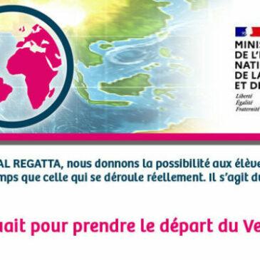 Tournoi Virtuel Vendée Globe Virtual Regatta