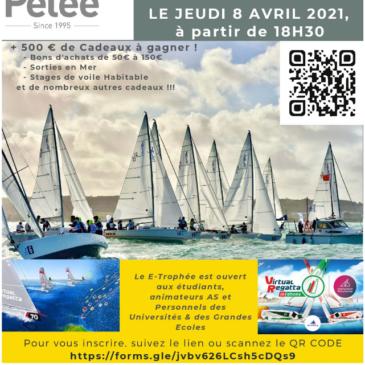 E-Trophée de l'Île Pelée le 8 avril prochain !