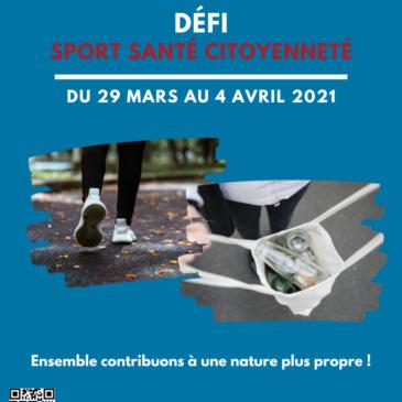 Défi connecté SPORT/SANTE/CITOYENNETE Ligue Bretagne